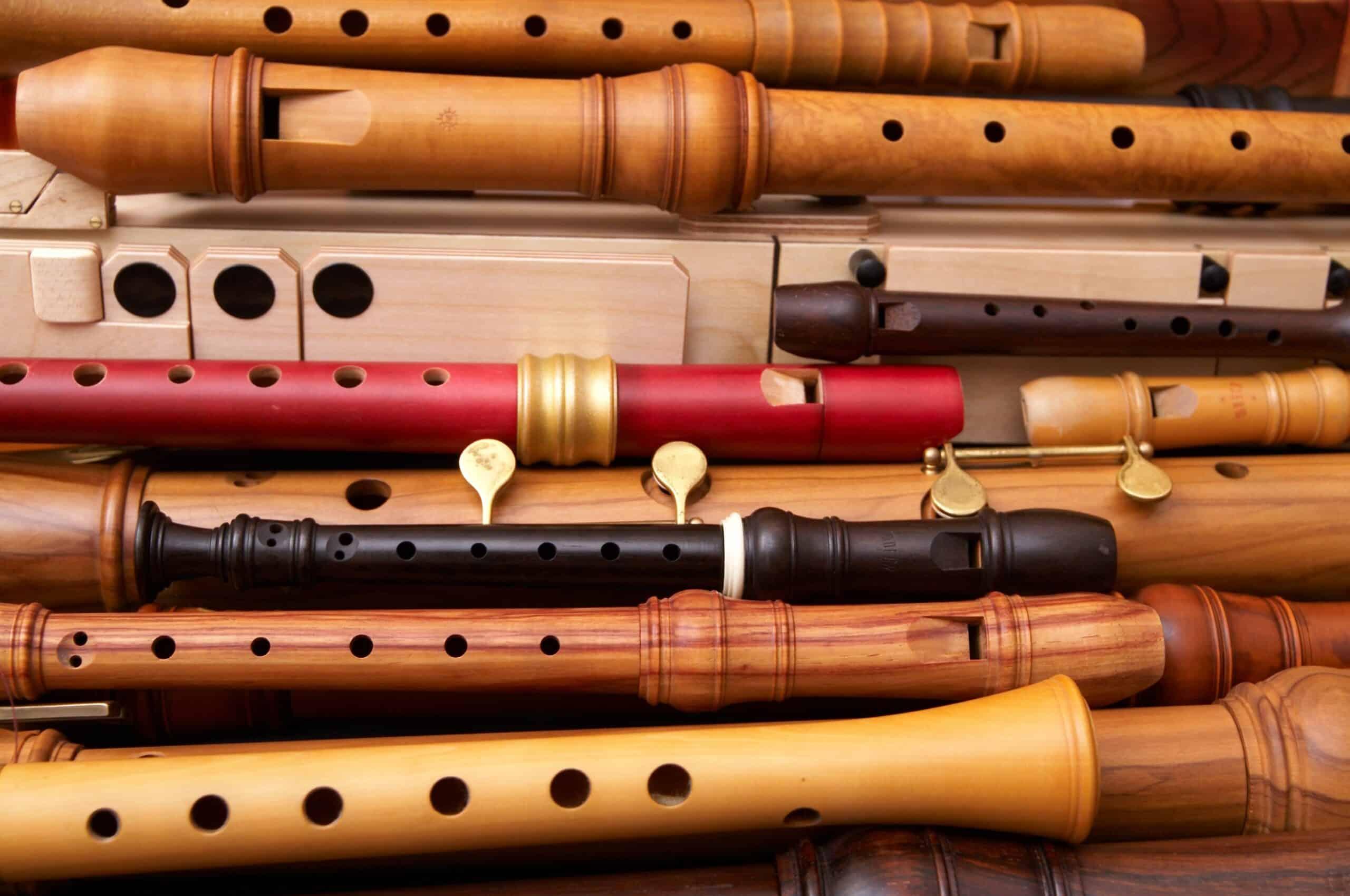 Flötenstuhl