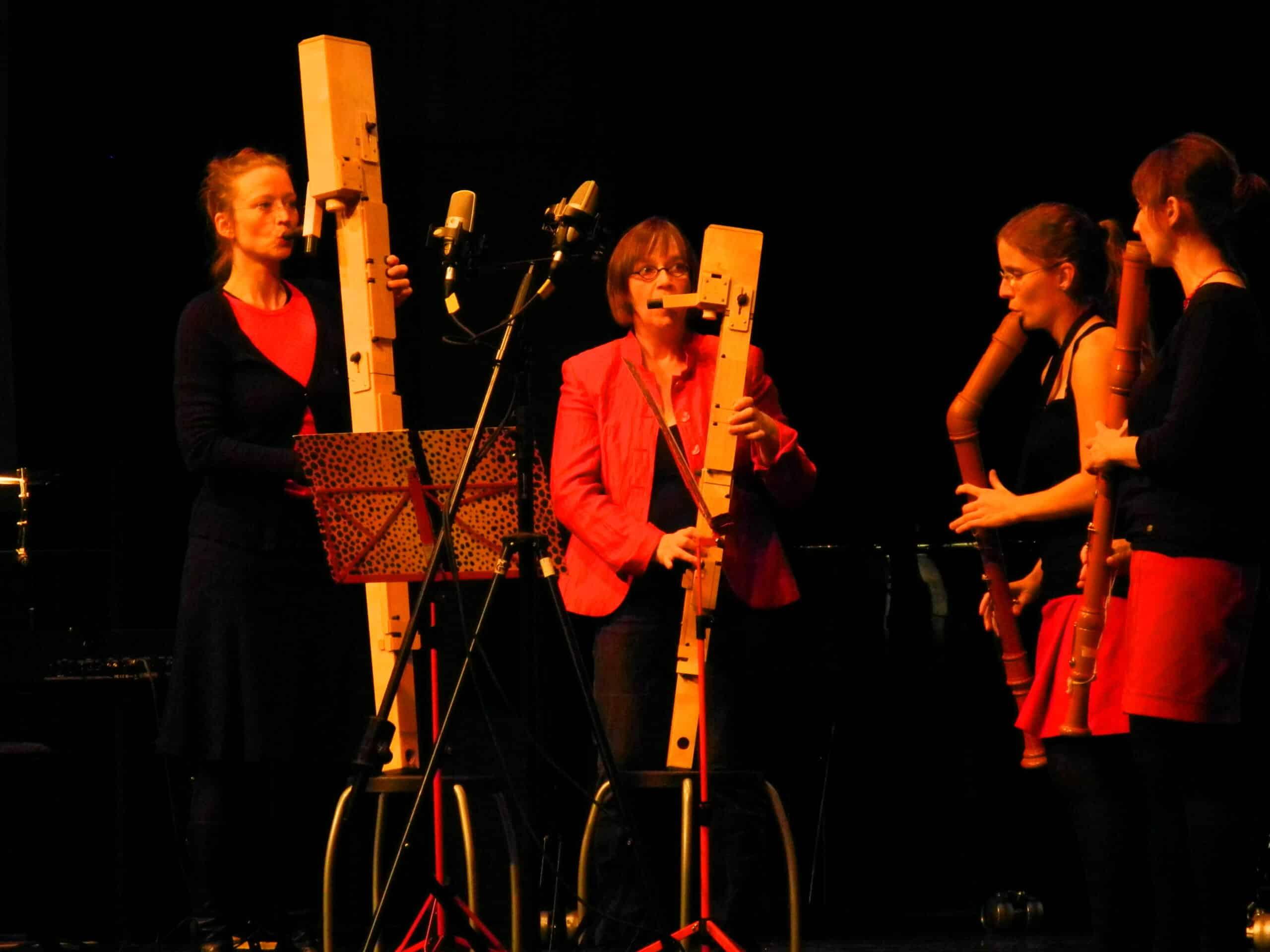 Ensemble Saltarello u Paetzold Bässe