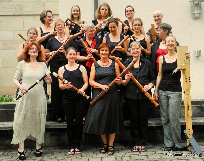 Blockflötenorchester EBO