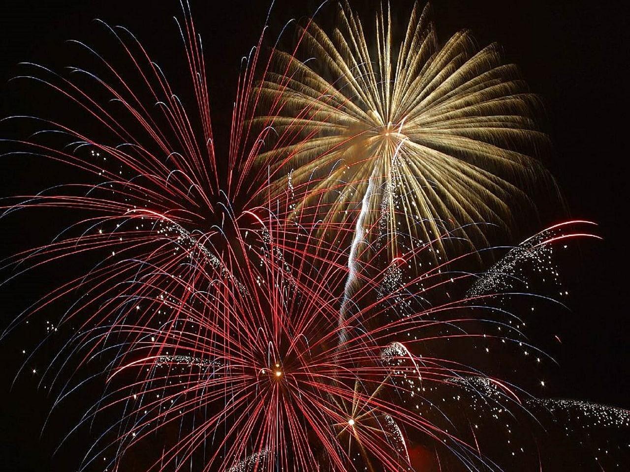 Royal Fireworks -  wie einst in London