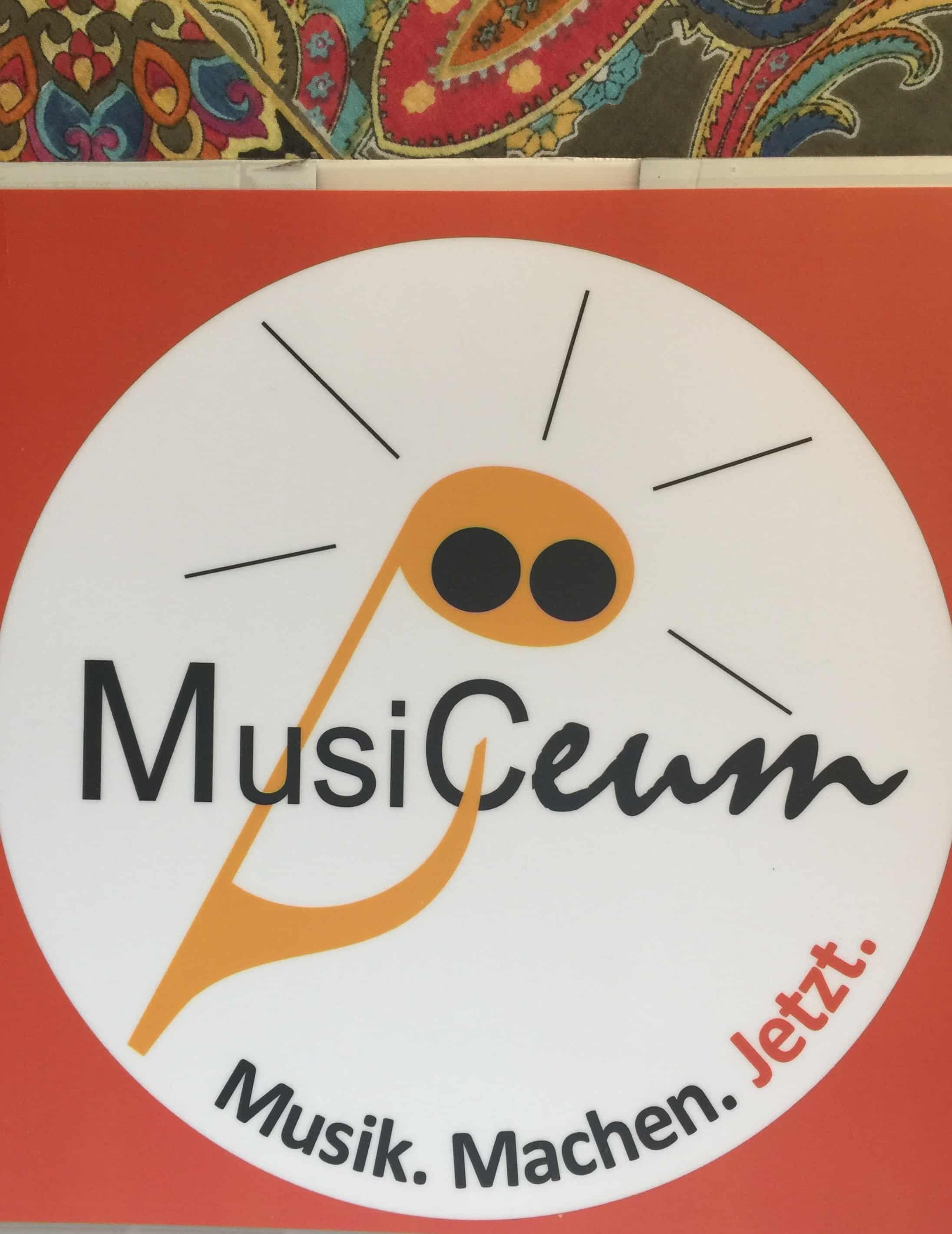 MusiCeum_Note_Logo